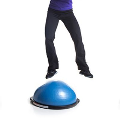 Alternating Bosu Squat