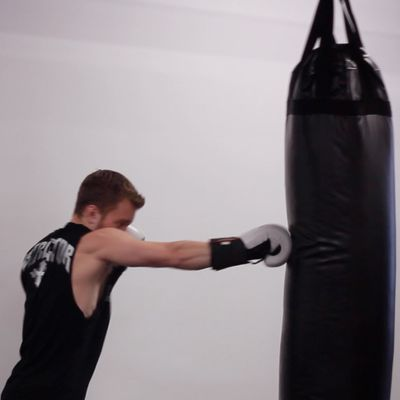Heavy Bag Free Style