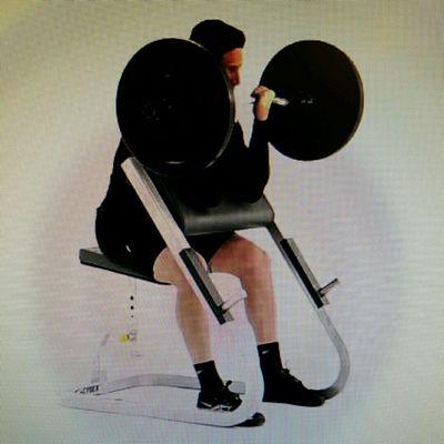 Curl En Predicador 75-80% 45 kilos
