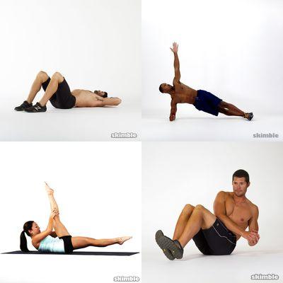 20min workout
