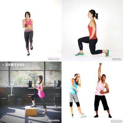 Exercise lose weight walking