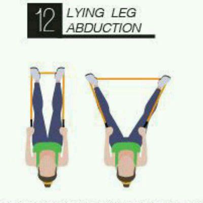 Lying Leg Abduction