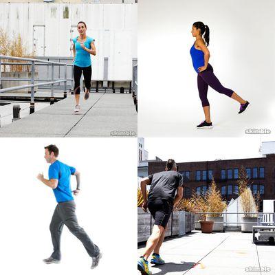 Running And Cardio