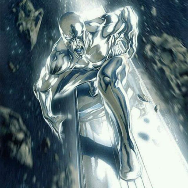 🌊✴️SILVER SURFER✴️🌊MARVEL MAY🎬🌟 HS