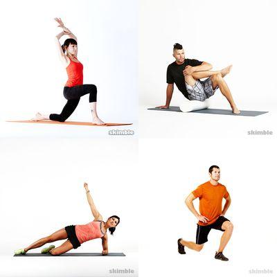 stretch/warm-up