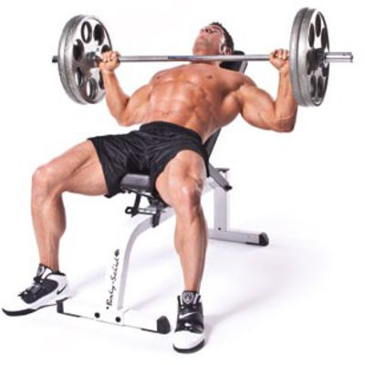 Incline Bench Press (Barbell)