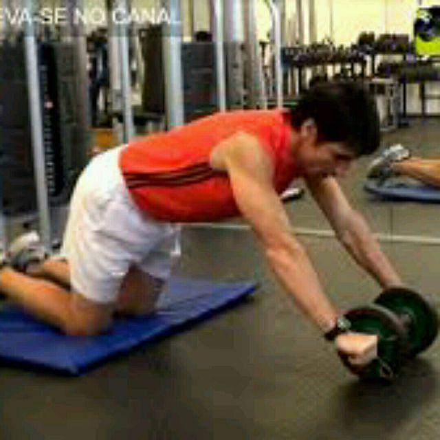 How to do: Abdominal Supra - Step 1