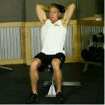 Triceps Rosca Francesa
