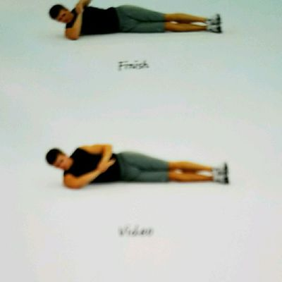 90-90 Rear Shoulder Stretch