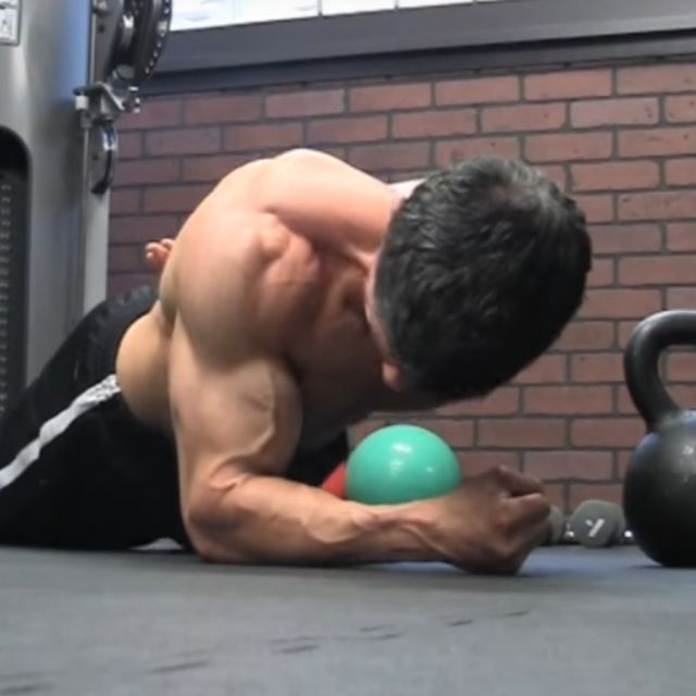 How to do: Bodyweight Side Lateral - Step 1