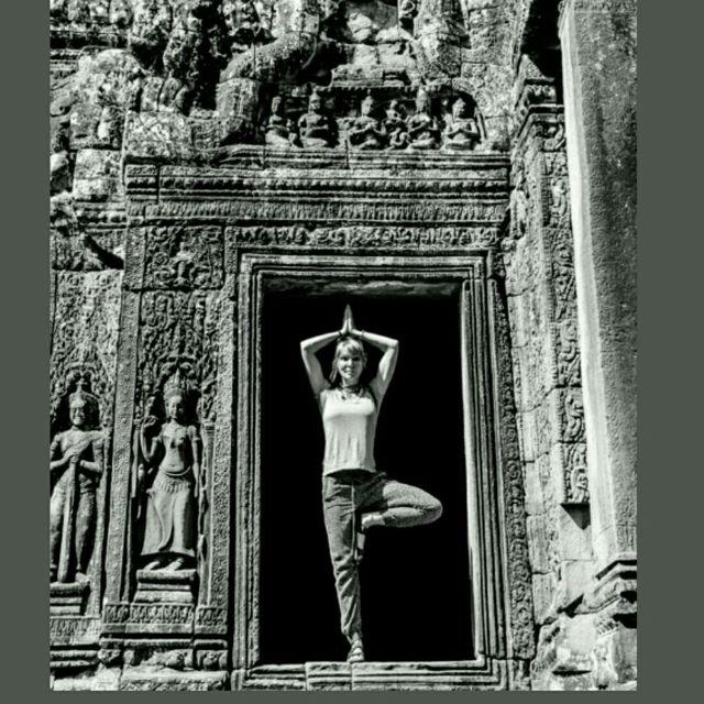 1 Hr Advanced Hatha Yoga Class