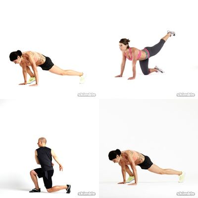 Quick Workouts ( Less than 15 Minutes)