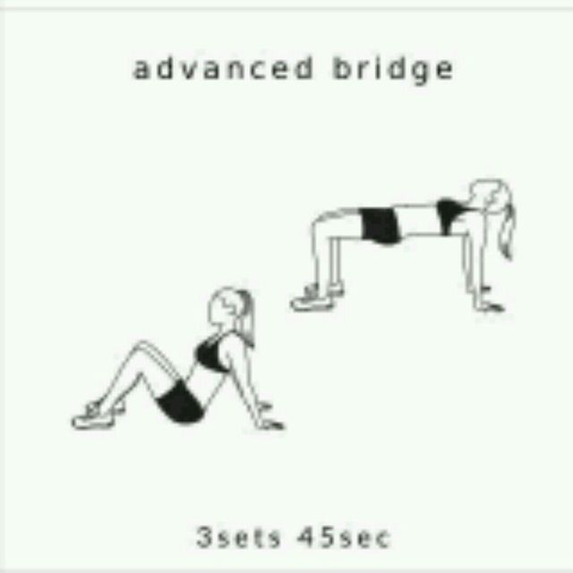 How to do: Advanced Bridge - Step 1