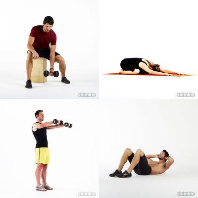 workout 4 me