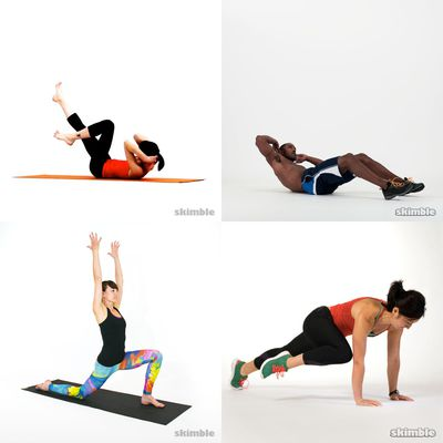 Abs/Pilates