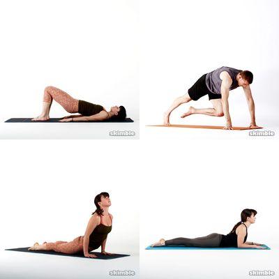 Yoga: Hips, Back & Neck