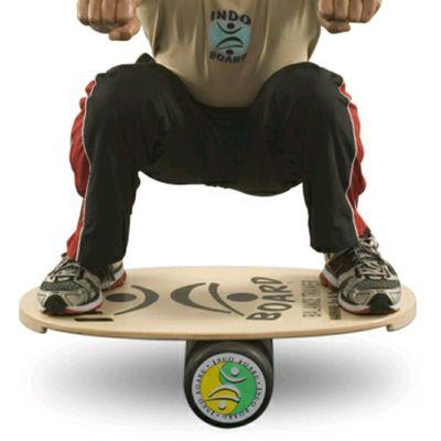 Balance Boarding