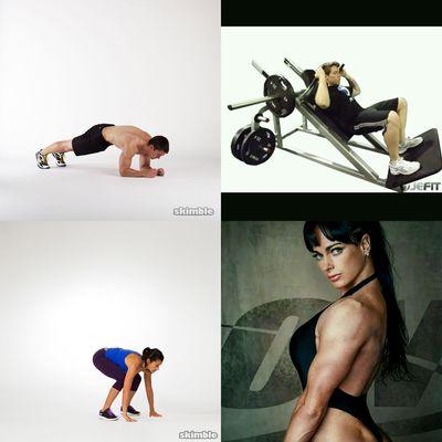 the bruce wayne workout
