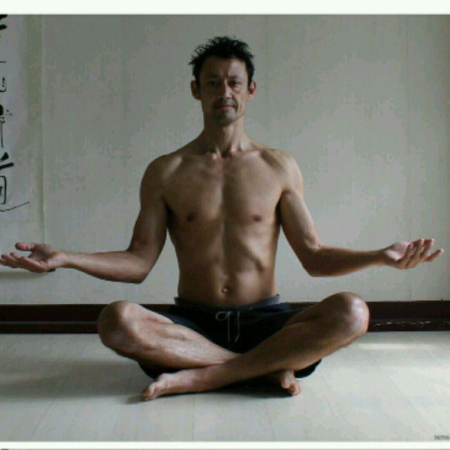How to do: Arm Rotation Meditation - Step 1