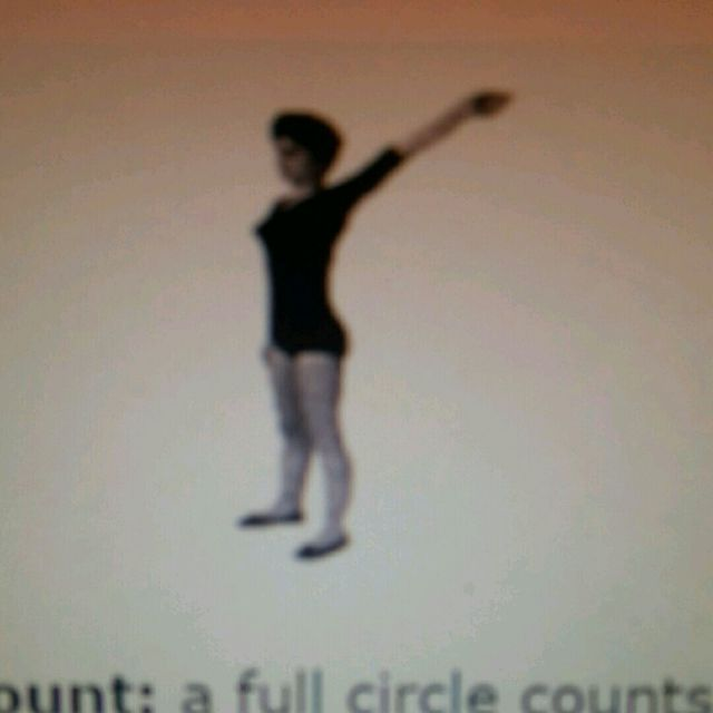 How to do: 4. Arm Circling - Step 1