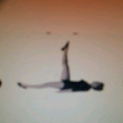 9. Leg Lifts