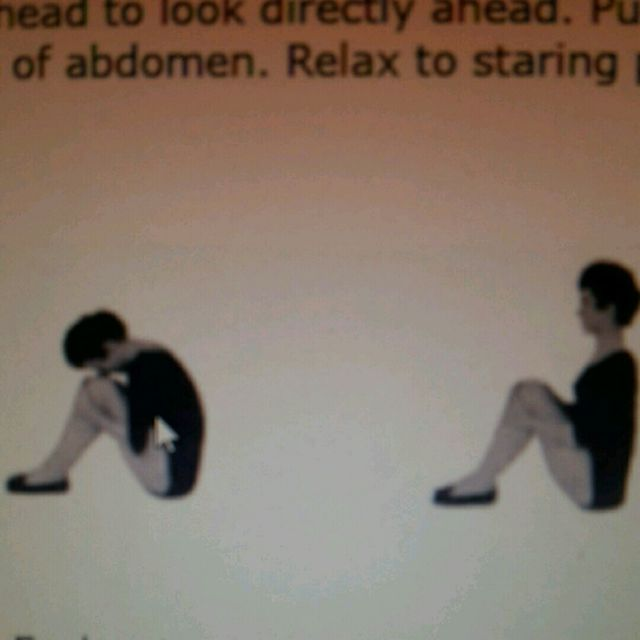 How to do: 8b. Posture - Step 1