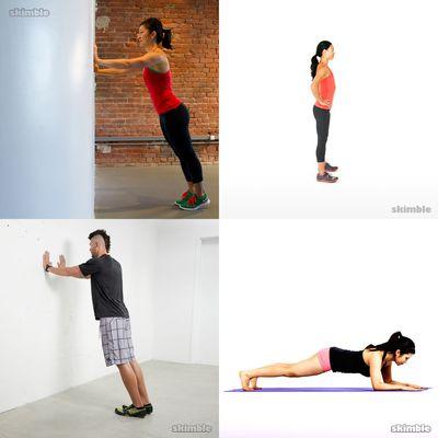 random workout