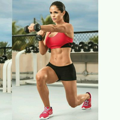 Offset Punch And Lunge