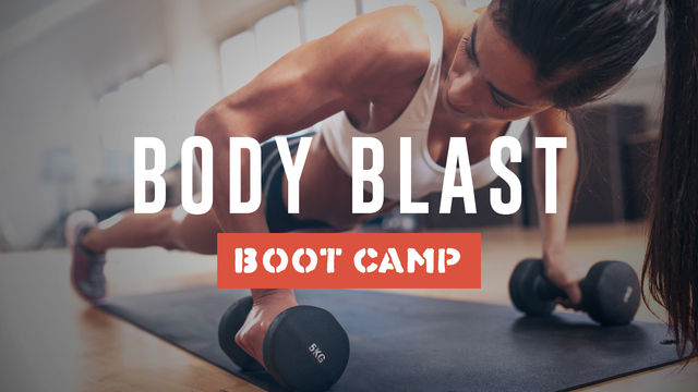 Body Blast Bootcamp