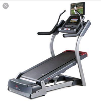 Cardio Incline Treadmill