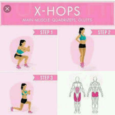 X-hops