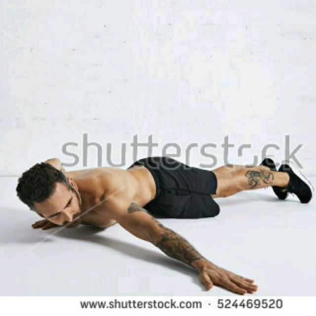 How to do: Archer Push Ups - Step 2