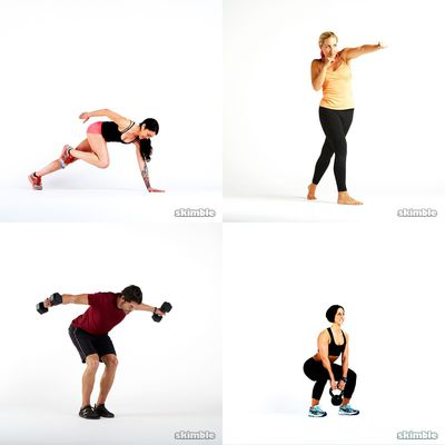 whole body dumbbell