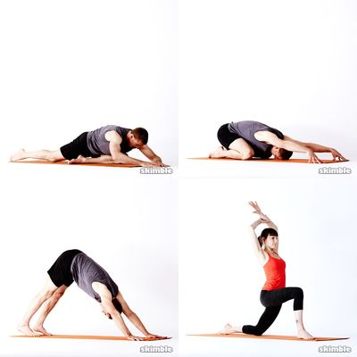 Calm Yoga and Stretches