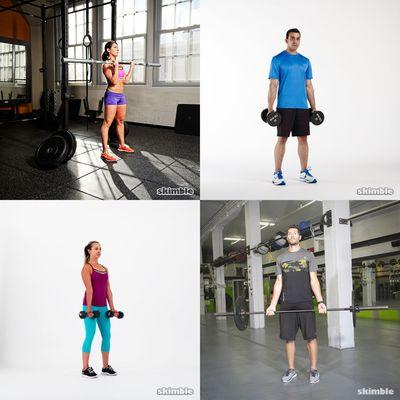 Gym-Biceps