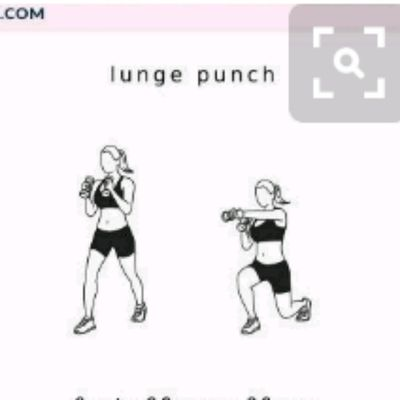 Lunge Punch