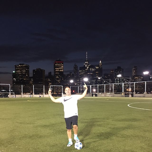 Pier 5 Brooklyn Pick-Up Soccer