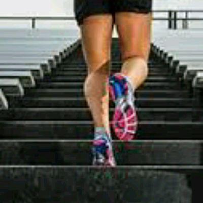 2 Step Stair Climb