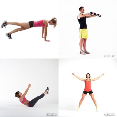 Fav Workouts