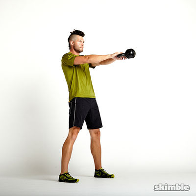 Kettlebell Full Body Workout