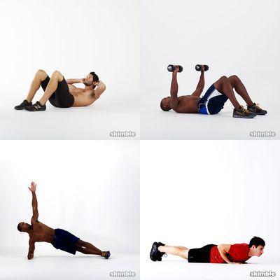 Muscle intense
