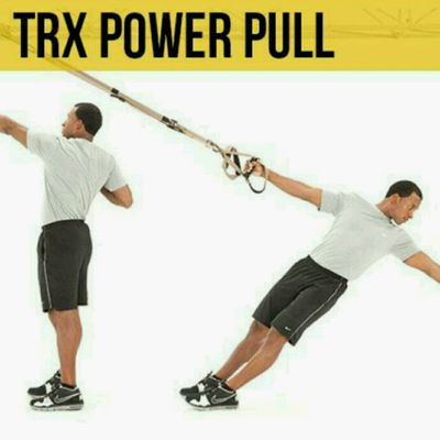TRX and Dumbell