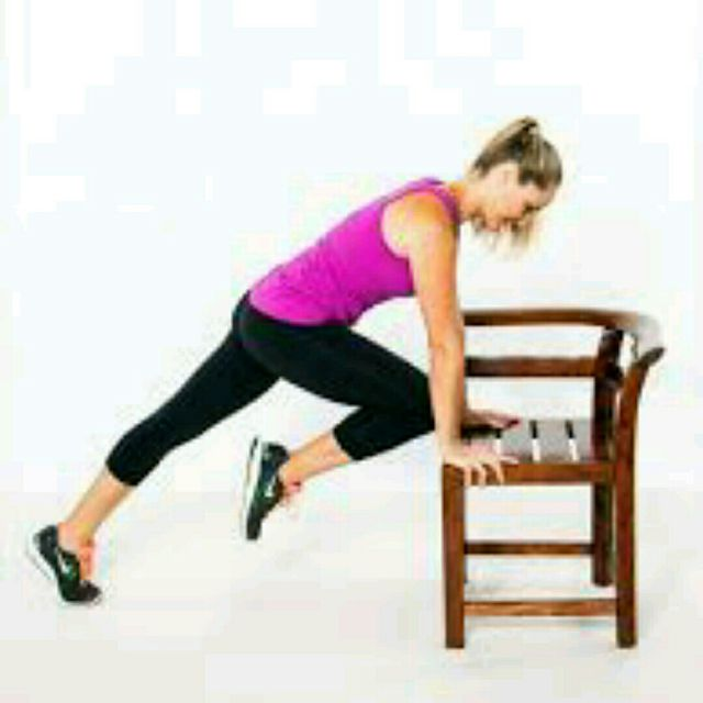 How to do: Bench Mountain Climbers - Step 1