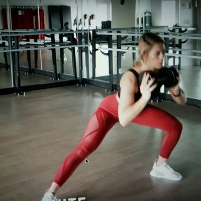 Complex Lunges