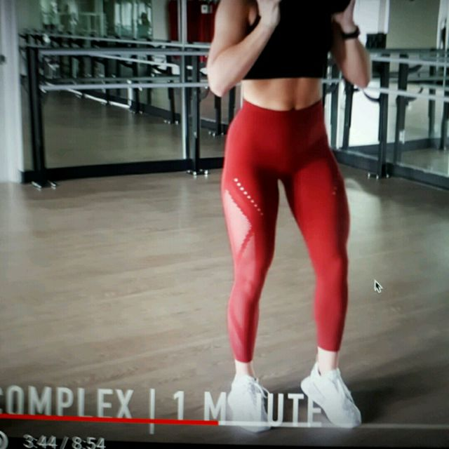 How to do: Complex Lunges - Step 4