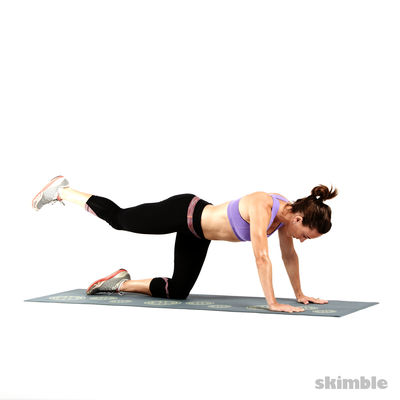 lower body anytime anywhere!