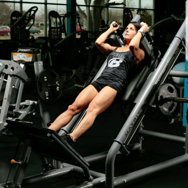 Hack Squat Machine Exercise How To Workout Trainer By