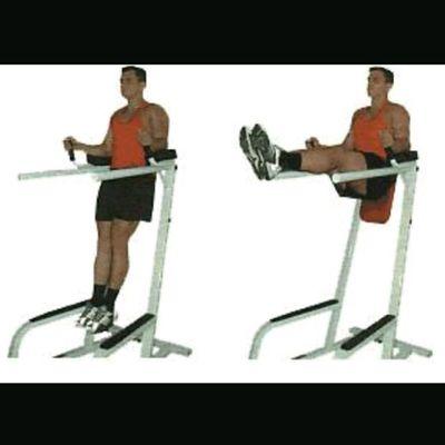 Vertical Leg Lifts