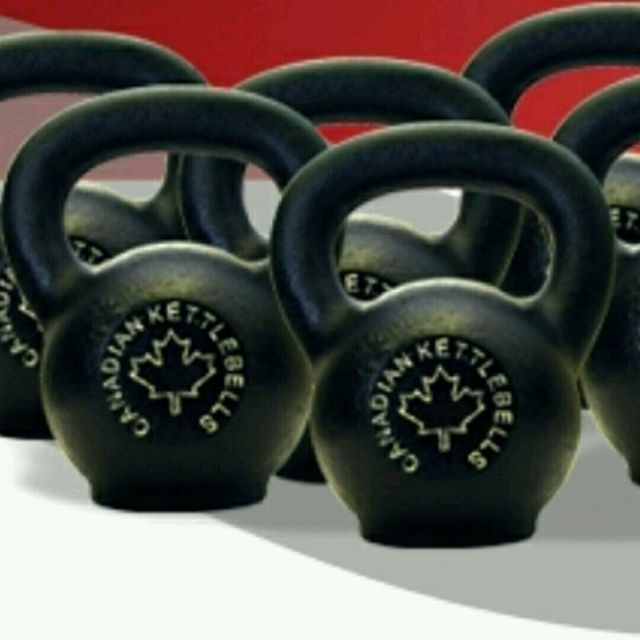 How to do: Kettlebell Clean And Press - Step 1