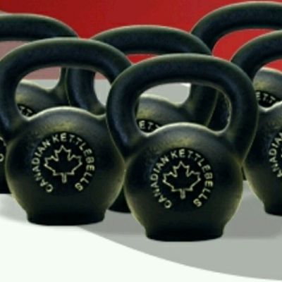 Kettle bell Windmill Press 53 Lbs , 6 Reps